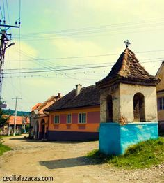 Sibiel, Romania Case, Romania, Around The Worlds