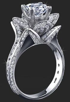 One of my customer's went thru my line with this ring on today.... BEAUTIFUL. I told her I had seen it on pinterest, and that is exactly where she got the idea for it :)