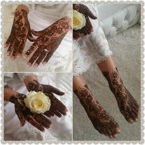 Girls what say about this mehandi design ??