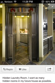 Kitchen idea  How cool is that!!!!!!!!!!!!!!!!!!