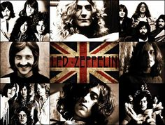 Led Zeppelin- one of my all time favorite bands ever