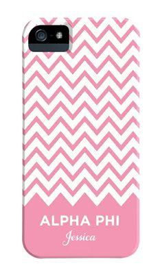 Alpha Phi Chevron iPhone Case Alpha Phi,My Style,sorority, Gamma Phi Beta, Alpha Chi Omega, Theta, Delta Zeta, Chevron Phone Cases, Cute Phone Cases, Iphone Cases, Phi Sigma Sigma, Alpha Kappa Alpha Sorority