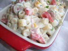 Salad | Lark's Country Heart | Page 2 Creamy Italian Macaroni Saald