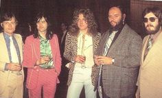 Led Zeppelin and Peter
