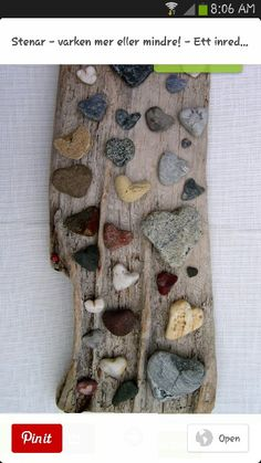 Favorite Heart stones
