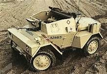 The Italian Lancia Lince of 1942 was a blatant copy of the Australian Dingo armored scout car