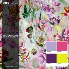 Her insanın içinde kendi renkleri saklı... Doku ve kullanım alanı itibari ile oldukça geniş bir yelpazeye sahip duvar kağıdı desenlerini incelemek için sizleri Alsancak'taki mağazamıza ve MTK'daki Degrape depomuza davet ediyoruz.  Ürün: ✨Designers Guild - Tulipa Stellata Fuchsia  www.degrape.com #degrape #degrapedepo #kumaş #perde #wallpaper #luxurydecoration#curtain #design #istanbul Designers Guild, Tulip, Painting, Art, Art Background, Painting Art, Kunst, Tulips, Paintings