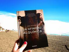 La afinidad alquímica en la playa de Almería. http://queleerquequieroleer.blogspot.com.es/
