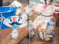 Renee and Ross Colourful DIY Wedding