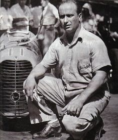 Juan Manuel Fangio su Maserati