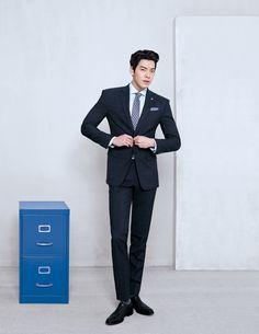 Kim Woo Bin fancies himself a stylish chess player and gymnast for SIEG Fahrenheit's S/S 2016 ad campaign. Check it! Sources   SIEG FAHRENHEIT FB   SIEG FAHRENHEIT &n…