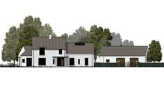 Paul McAlister Architects - The Barn Studio, Facade House, House Facades, Creative Design, Modern Design, Architectural Services, Rustic Contemporary, House Extensions, New Home Designs, Commercial Design