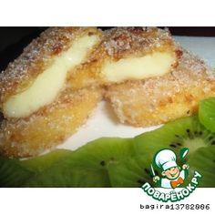 "Десерт ""Жареное молоко"" или  Leche frita"