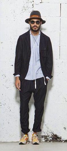 Urban Street Style, Men's Spring Summer Fashion.