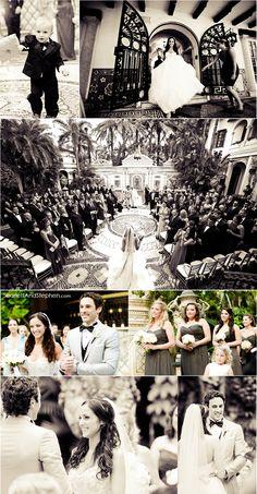 Shara & Vinnie are married! // Villa By Barton G Miami Wedding Photographers »