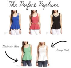 I have finally found a peplum top that fits my body and my fashion standards perfectly! The Zip Back Peplum Tank from Express is a fabulous combo of girly and cool. Not to mention, it has a great fit. The peplum flatters the figure, as opposed to enlarging it. I am obsessed with this new tank which comes in a variety of hot shades. Bravo Express, Bravo!