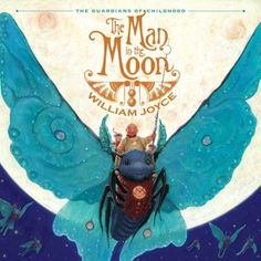 """Picture book from """"the Guardians of Childhood""""  Tells the story of how the Man in the Moon, became such. Excellent story, excellent artwork."""