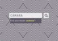 Did you mean camera? on Behance by Cámara Istanbul. www.camaraistanbul.com