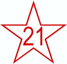 star number Magic Number, Numbers, 21st, Symbols, Peace, Stars, Sterne, Sobriety, Star