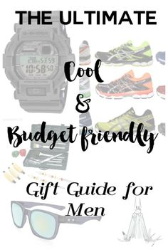Stumped on what to gift the guy-in-your-life this year, and still live within a limited budget? No worries! Read on as eBay shares five ultra cool, and budget friendly gifts that the dude in your life will LOVE! Gifts for dads, husbands, boyfriends, cousins, uncles, brothers and adult sons – for every occasion imaginable!