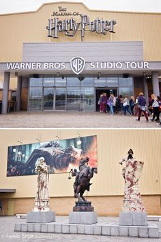 Great Harry Potter  pin..... Pictures of the Warner brothers studio tour of  Harry Potter !
