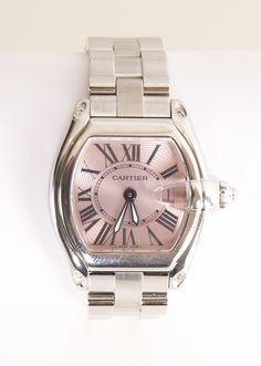 CARTIER WATCH @Michelle Flynn Flynn Coleman-HERS It was love at first sight!!!!