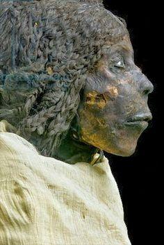 Egyptian mummy.Lady Rai. Ancient Artifacts, Ancient Egypt, Ancient History, Egyptian Mummies, Egyptian Art, Egypt Mummy, Kemet Egypt, Enigma, Black History Facts