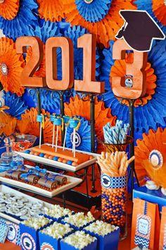 Graduation Party via Karas Party Ideas | KarasPartyIdeas.com #grad #graduation #party #ideas (27)