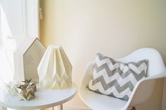 individually designed lampshade made of paper and what Lanterns to