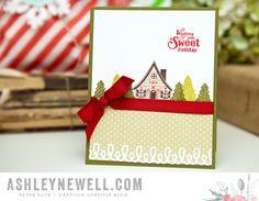 Holiday Pin-Ups Kit + Petite Places: Holiday Lane