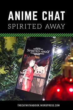 Anime Chat- Spirited Away List Of Anime Series, Anime Chat, Anime Titles, Anime Reviews, Spirited Away, I Am Scared, Fantasy, Adventure, Cat