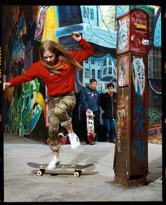 Gavin Bond photoshoot for Seventeen - 2002 - avril-lavigne Photo