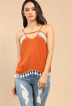 Cami & Tanks | Shop at Papaya Clothing
