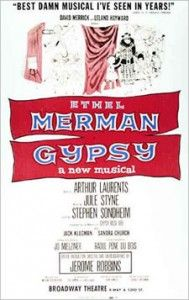 Gypsy the Musical Broadway Productions