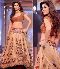 Bollywood Replica Lehenga Ketrina Kaif Party Wedding Wear Lehenga Cholli Saree
