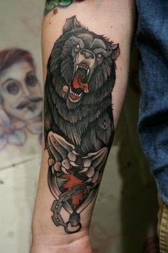 Mitch Allenden – Tattoos 2012