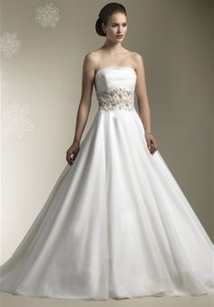 Another Justin Alexander gown that I love