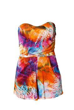Colcci :: Brazil fashion brand : colorful romper