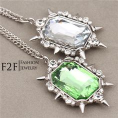 Online Shop Freeshipping Once Upon a Time Glinda Zelena Pendant Necklace|Aliexpress Mobile
