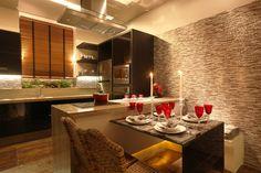 Cozinha integrada por Danielle Magero