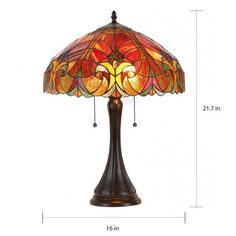 Tiffany Floor Lamps, Tiffany Style Table Lamps, Victorian Design, Victorian Fashion, Bronze Floor Lamp, Floor Lamp Shades, Baking Supplies, Light Table, Glass Shades
