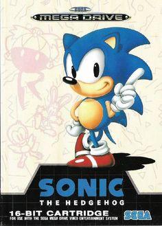Sonic the Hedgehog, Sega Megadrive, 1991
