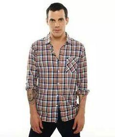 Stv Steve O, Just Love, Beautiful Men, Button Down Shirt, Men Casual, Mens Tops, Shirts, Cute Guys, Dress Shirt