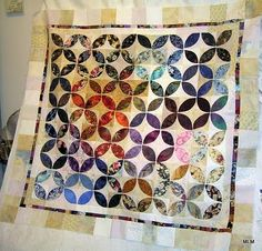 Sweet Leaf Notebook: Tea Leaves Quilt Top Done