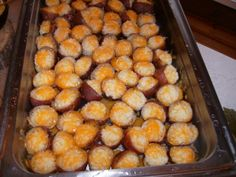 Evelyn Criswell Catering Party Potatoes Party Potatoes, Pretzel Bites, Alabama, Catering, Ethnic Recipes, Food, Gastronomia, Eten, Meals