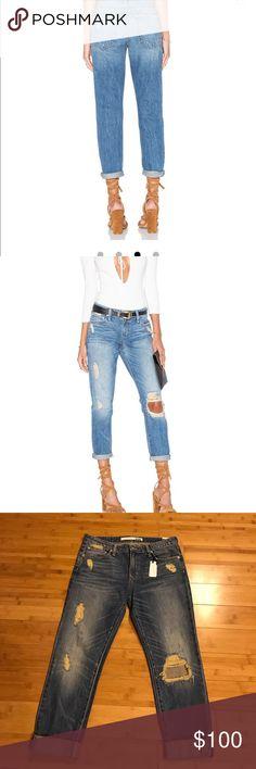 Lovers and friends boyfriend jeans Brand new with tags lovers and friends Ezra boyfriend jeans. Lovers + Friends Jeans