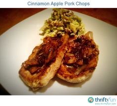 This is an amazingly delicious one-pan pork chop recipe using ingredients you probably already have in your kitchen. It's so easy to make but tastes like a gourmet treat. You will want to keep this recipe.