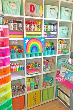 Classroom Organisation, Classroom Setup, Art Classroom, Future Classroom, Playroom Organization, Kindergarten Classroom Decor, Classroom Activities, Home Daycare, School Decorations