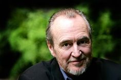 The late Wes Craven, pictured in 2005.  Great horror director, gentle man.