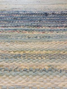 Textiles, Weaving, Carpet, Rag Rugs, Home Decor, Farmhouse Rugs, Decoration Home, Room Decor, Loom Weaving